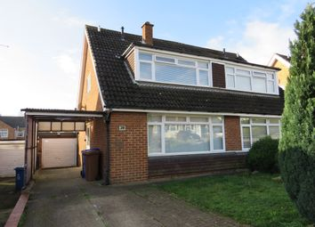 Thumbnail 2 bed semi-detached house for sale in Margate Road, Ipswich