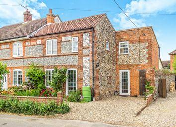 Thumbnail 3 bedroom property for sale in The Street, Hindolveston, Dereham