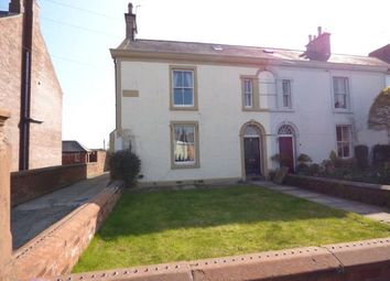 Thumbnail 5 bed terraced house for sale in Graham Street, Longtown, Carlisle