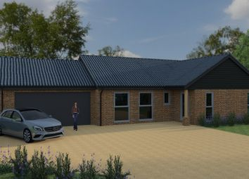 Thumbnail 4 bed barn conversion for sale in Mill Road, Ashby St. Mary, Norwich