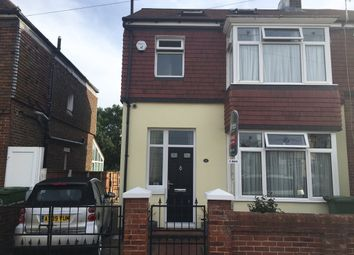 Thumbnail 5 bedroom semi-detached house for sale in Teignmouth Road, Portsmouth