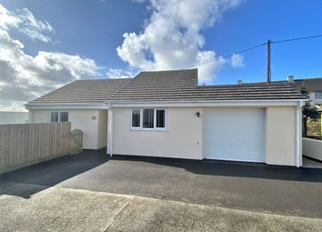 Thumbnail 3 bed detached bungalow for sale in Gladwell Gardens, Stratton, Bude