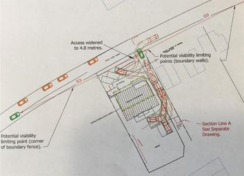 Thumbnail Land for sale in Gills Cliff Road, Ventnor, Isle Of Wight