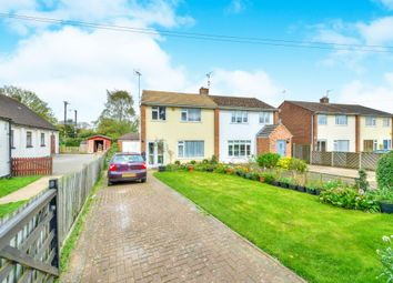 3 bed semi-detached house for sale in Stock Lane, Whaddon, Milton Keynes MK17