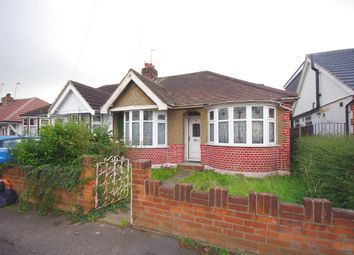 Thumbnail 2 bed bungalow for sale in Howard Road, Upminster