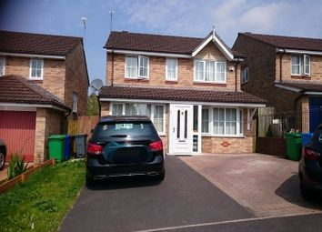 Thumbnail 4 bedroom detached house for sale in Carrsdale Drive, Blackley, Manchester