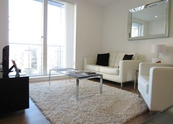 Thumbnail 1 bed flat to rent in Sargasso Court, Caspian Wharf, Bow
