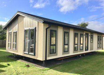 Thumbnail 2 bed bungalow for sale in Homelands Park, Ketley Bank