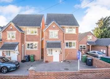 Thumbnail 3 bed detached house for sale in Becksitch Lane, Belper