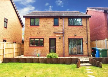 4 bed detached house for sale in Wilkinson Drive, Wrexham LL14