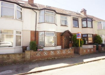 Thumbnail 3 bed terraced house for sale in Alpha Road, Chingford, London