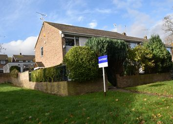Thumbnail 3 bed semi-detached house for sale in Caddick Close, Kingswood, Bristol