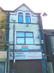 Thumbnail 1 bed flat to rent in Dunraven, Tonypandy