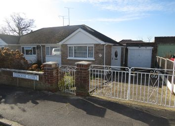 Thumbnail 2 bed semi-detached bungalow for sale in Osbourne Close, Clacton-On-Sea