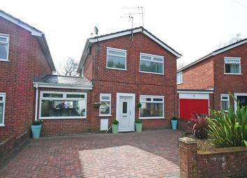 Thumbnail 3 bed link-detached house for sale in Melrose Close, Old St. Mellons, Cardiff