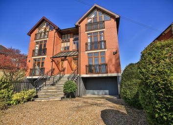 Thumbnail 5 bed semi-detached house for sale in Lisvane Road, Lisvane, Cardiff