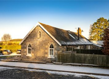 Thumbnail 4 bed detached bungalow for sale in The Old Church Hall, 17 Main Street, Tomintoul, Ballindalloch