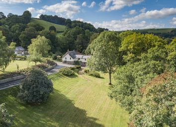 Thumbnail 4 bed detached house for sale in High Bickington, Umberleigh, Devon
