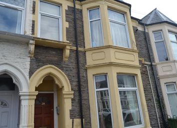 Thumbnail 1 bedroom flat to rent in 28, Monthermer Road, Cathays, Cardiff, South Wales