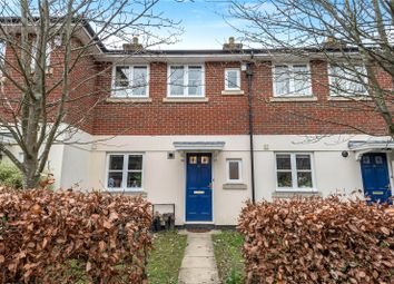 Thumbnail 3 bed terraced house for sale in Cornes Close, Winchester, Hampshire