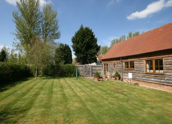 Thumbnail 2 bedroom barn conversion to rent in Thame Road, Longwick, Princes Risborough