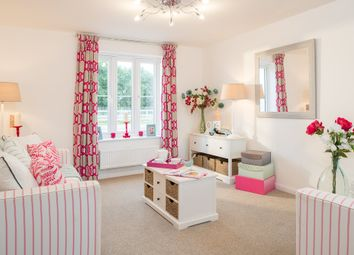 "Thumbnail 2 bed flat for sale in ""Carrick"" at Norton Fitzwarren, Taunton"