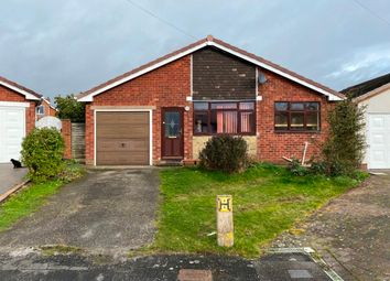 Thumbnail 3 bed detached bungalow for sale in Masefield Close, Chase Terrace, Burntwood