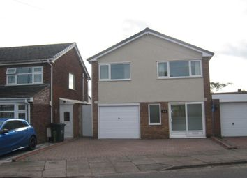 Thumbnail 3 bed detached house for sale in Burton Close, Allesley, Coventry