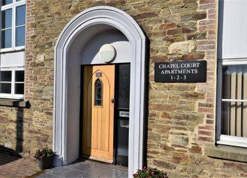 Thumbnail 2 bed flat for sale in 38 Liskeard Road, Callington, Cornwall