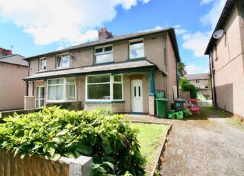 Thumbnail 3 bed semi-detached house for sale in Halton Road, Lancaster