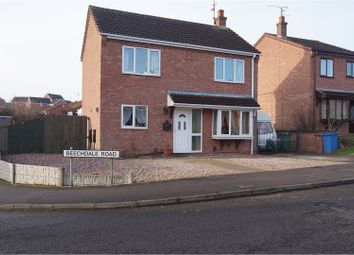 Thumbnail 3 bed detached house for sale in Beechdale Road, Mansfield