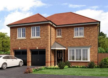 "Thumbnail 5 bed detached house for sale in ""Jura"" at Aberford Road, Wakefield"