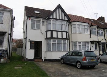 Thumbnail 4 bed property for sale in Evelyn Avenue, Colindale, London