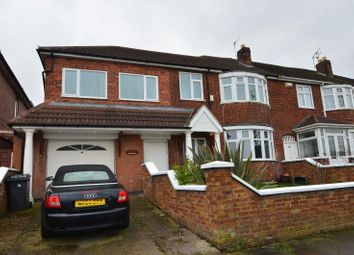 Thumbnail 5 bedroom semi-detached house for sale in Canon Street, Leicester
