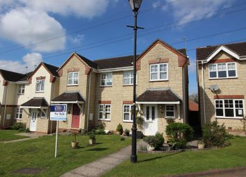 Thumbnail 3 bed semi-detached house for sale in Hare's Patch, Chippenham
