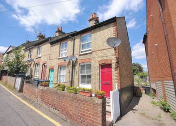 Thumbnail 2 bed terraced house to rent in New Town Road, Bishops Stortford, Herts