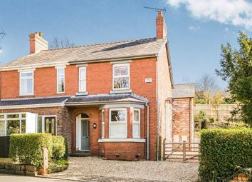 Thumbnail 3 bed property to rent in Chester Road, Kelsall, Tarporley