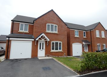 Thumbnail 4 bed detached house for sale in Newton Park Drive, Mill Lane, Newton-Le-Willows