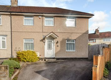 Thumbnail 3 bed semi-detached house for sale in Marigold Walk, Bristol