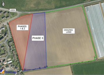 Thumbnail Land for sale in Longside Road, Mintlaw