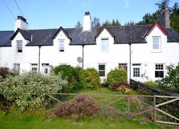 Thumbnail 2 bedroom terraced house for sale in Cairnbaan Cottages, Cairnbaan, Lochgilphead