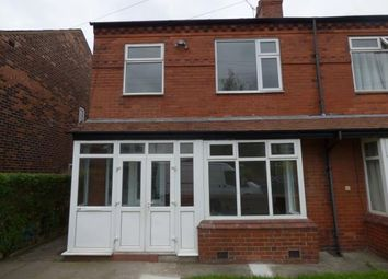 Thumbnail 3 bedroom semi-detached house for sale in Chandos Road, Heaton Chapel, Stockport, Cheshire