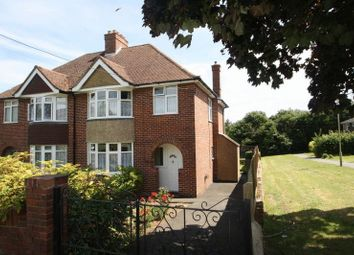 Thumbnail 3 bed semi-detached house for sale in Ash Road, High Wycombe