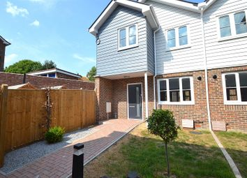 Thumbnail 3 bed semi-detached house for sale in Fitzmaurice Avenue, Roselands, Eastbourne