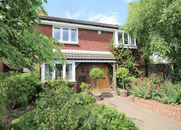 Thumbnail 4 bed detached house for sale in Mill Road, Oakley, Aylesbury