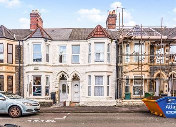 Thumbnail 3 bedroom end terrace house for sale in Tewkesbury Place, Cathays, Cardiff