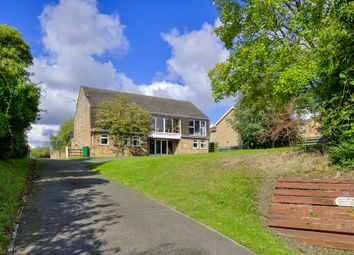 Thumbnail 5 bed detached house for sale in High Street, West Wickham, Cambridge