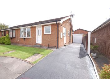 Thumbnail 2 bedroom semi-detached bungalow for sale in Nairn Close, Blackpool
