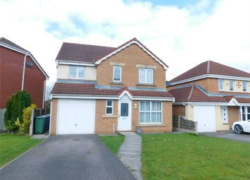 Thumbnail 4 bedroom detached house to rent in Greendale Drive, Radcliffe, Manchester