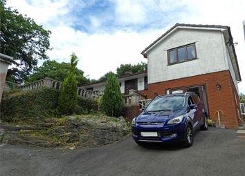Thumbnail 4 bedroom detached house for sale in Glynmeirch Road, Trebanos, Pontardawe, Swansea, West Glamorgan